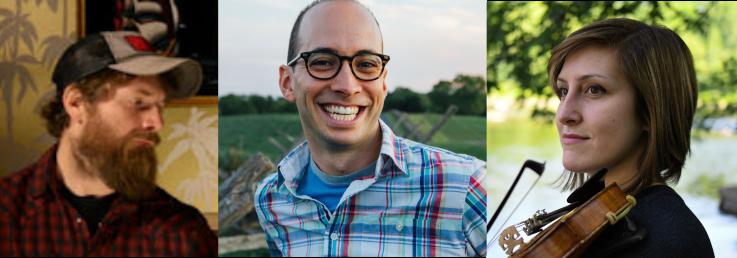 Adam Booth, Dakota Karper, Ben Townsend